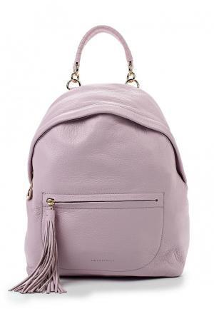 Рюкзак Coccinelle. Цвет: розовый