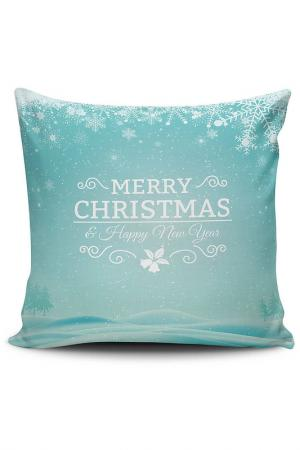 Декоративная подушка CHRISTMAS - DECORATION. Цвет: мультицвет