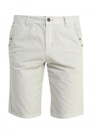 Шорты джинсовые Baon. Цвет: серый