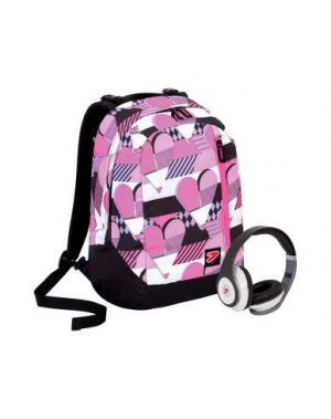Рюкзаки и сумки на пояс SEVEN. Цвет: розовый