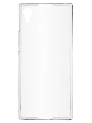 Накладка skinBOX slim silicone для Sony Xperia XA1 DS. Цвет: прозрачный