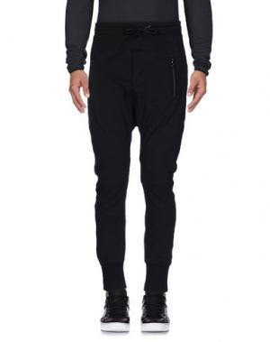 Повседневные брюки FAME ON YOU. Цвет: черный
