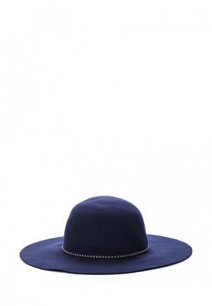 Шляпа Concept Club. Цвет: синий