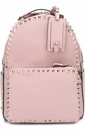 Рюкзак Rockstud Valentino. Цвет: светло-розовый
