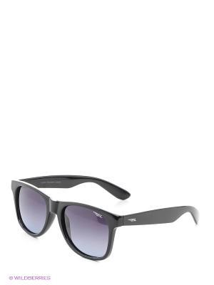Очки Legna. Цвет: черный, серый