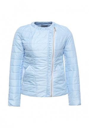 Куртка утепленная Imocean. Цвет: голубой
