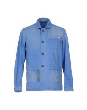 Пиджак DERRIÉRE. Цвет: лазурный