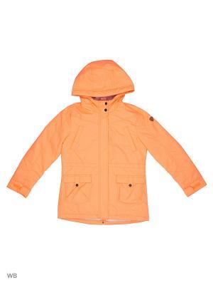 Куртка Luhta. Цвет: коралловый