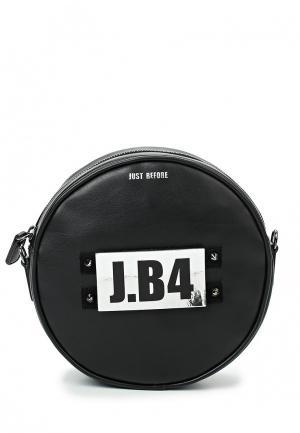 Сумка J.B4. Цвет: черный