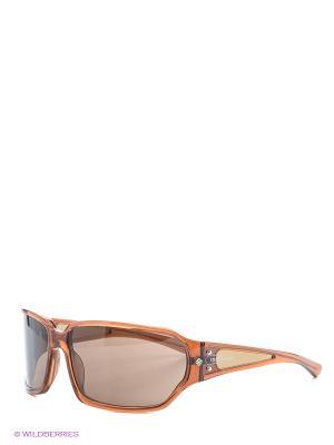 Солнцезащитные очки IS 11-025 07P Enni Marco. Цвет: оранжевый
