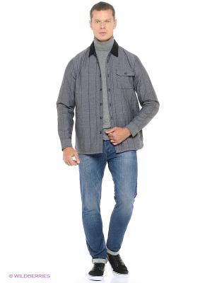 Куртка VANS. Цвет: черный