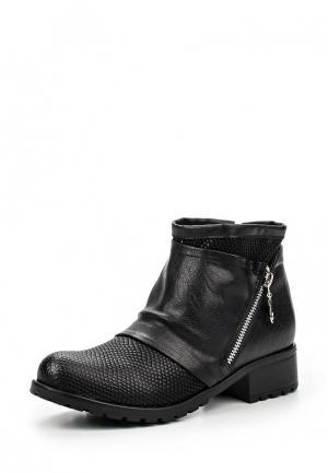 Ботинки Gioiosita. Цвет: черный