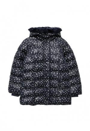 Куртка утепленная Boboli. Цвет: синий