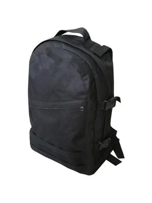 Рюкзак camrland desant 27л., oxford 600d, цв. черный (des27d) Campland. Цвет: черный