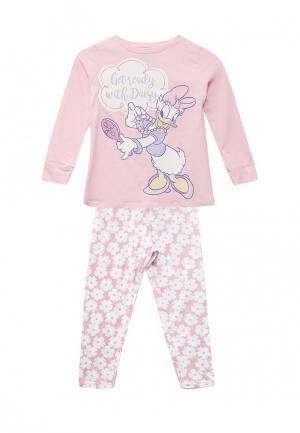 Пижама Brums. Цвет: розовый