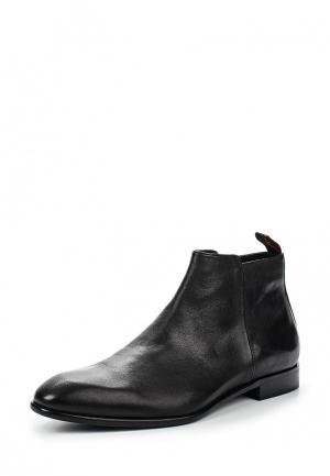 Ботинки Hugo. Цвет: черный