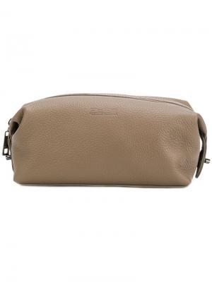 Дорожная сумка на молнии Fefè. Цвет: телесный