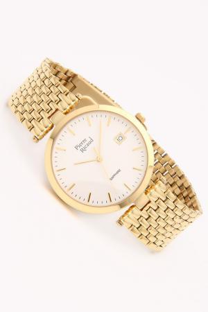 Наручные часы PIERRE RICAUD. Цвет: золотой