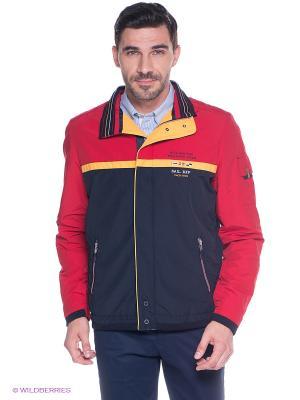 Куртка Sail Exp. Цвет: синий, красный