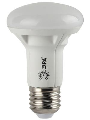 Лампа светодиодная ЭРА LED smdR63-8w-827-E27. Цвет: белый