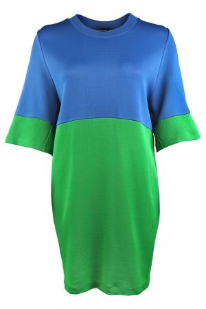 Платье Barbara Bui. Цвет: blue