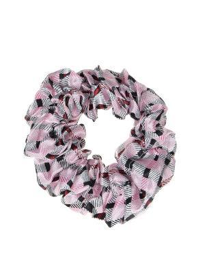 Резинка Migura. Цвет: розовый, черный