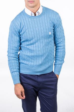 Пуловер POLO CLUB С.H.A.. Цвет: белый