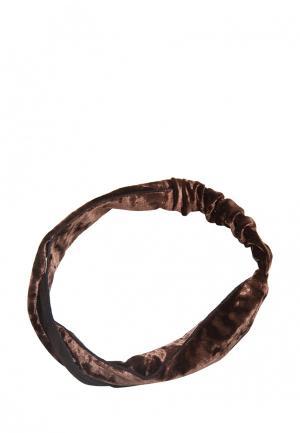 Повязка Kameo-Bis. Цвет: коричневый