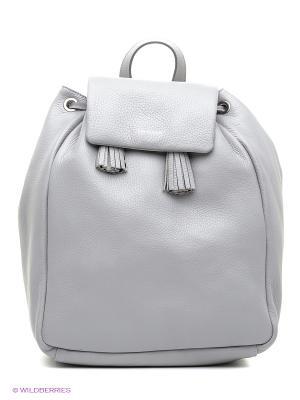 Рюкзак Trussardi. Цвет: серый
