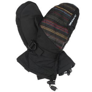 Варежки женские  Camino Mitt Nevada Black Dakine. Цвет: черный