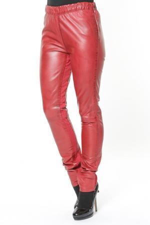 Домашние брюки CKN of scandinavia. Цвет: красный