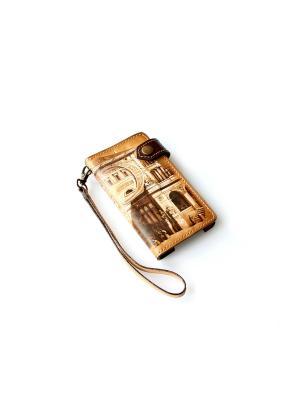 Чехол для телефона Кажан. Цвет: бежевый