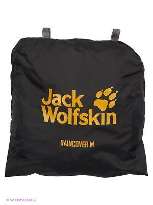 Рюкзак RAINCOVER M Jack Wolfskin. Цвет: темно-серый