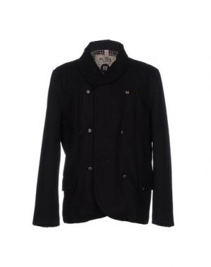 Пальто FLY 53. Цвет: черный