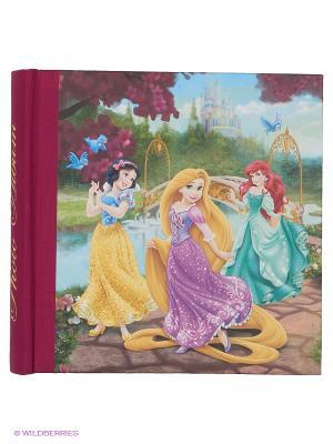Фотоальбом Gold princess, 200ф 10X15см. VELD-CO. Цвет: бордовый, голубой, малиновый, желтый