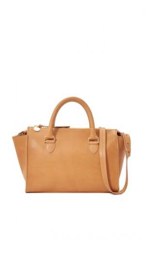 Миниатюрная сумка-портфель Sandrine Clare V.