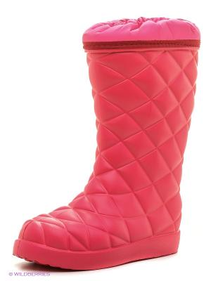 Дутики Speci.All. Цвет: розовый