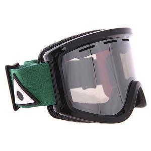 Маска для сноуборда  Warlock Nick Dirks Ashbury. Цвет: черный