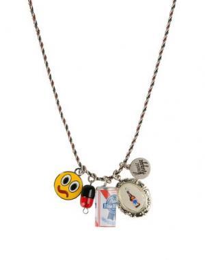 Ожерелье VENESSA ARIZAGA. Цвет: серебристый