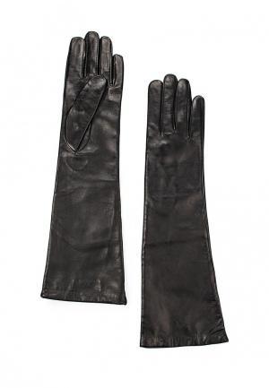 Перчатки Furla. Цвет: черный