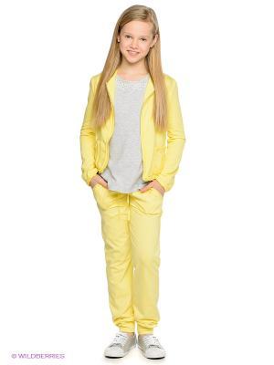 Жакет Elsy. Цвет: желтый