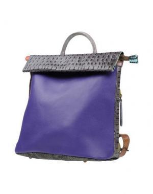 Рюкзаки и сумки на пояс EBARRITO. Цвет: фиолетовый