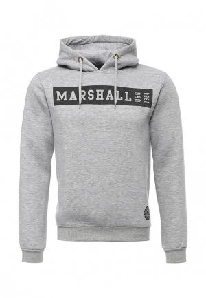 Худи Marshall Original. Цвет: серый