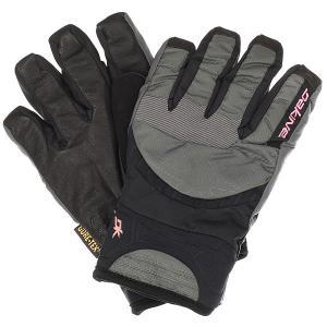 Перчатки женские  Comet Glove Chacoral/Black Dakine. Цвет: черный