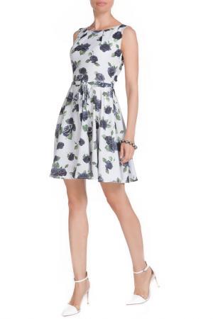 Платье Mela london. Цвет: серый