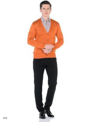 Кардиган VipDressCode. Цвет: оранжевый