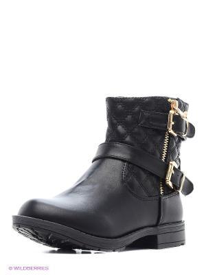 Ботинки XTI. Цвет: черный