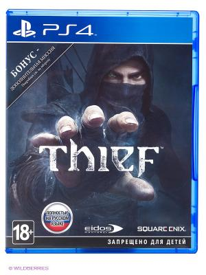 Thief. Русская версия (PS4) НД плэй. Цвет: темно-серый