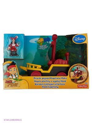 Парусник на колесах Jake & the Neverland Pirates. Цвет: коричневый