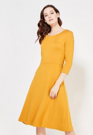 Платье MadaM T. Цвет: оранжевый